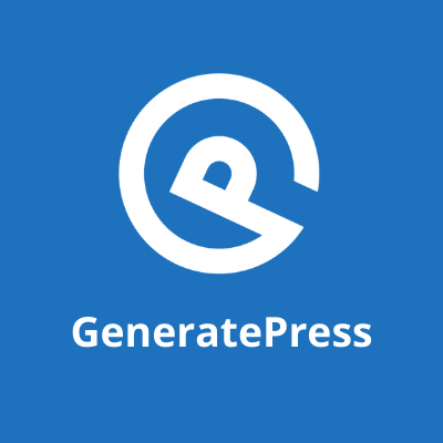best wordpress theme for your blog generatepress